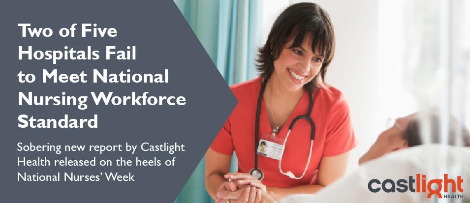 2014 Castlight Report on Nursing