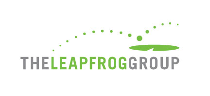 The Leapfrog Group logo