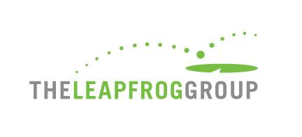 The Leapfrog Group logo