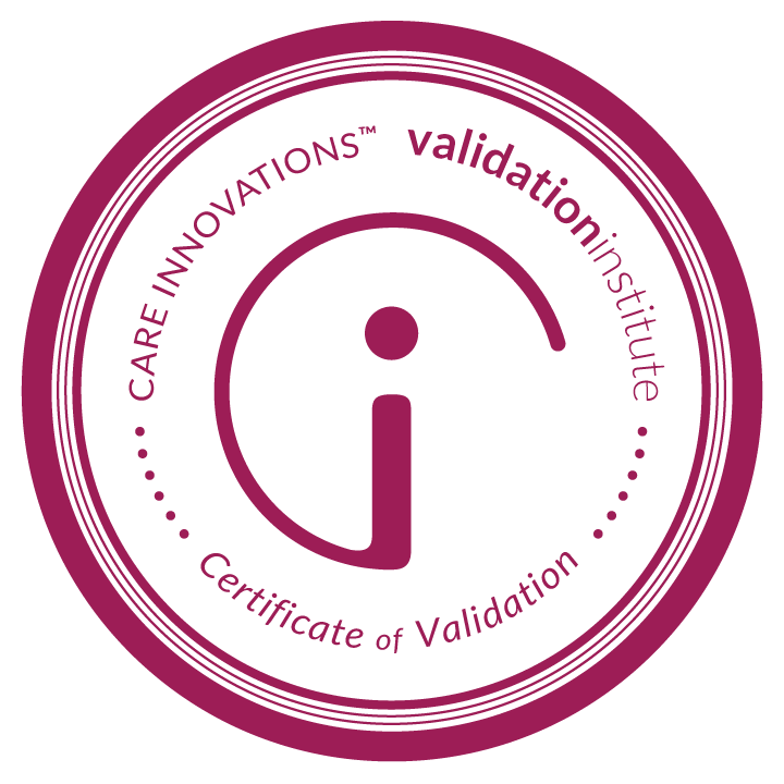 Certificate of Validation Seal