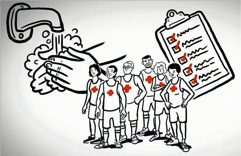 Whiteboard video illustration